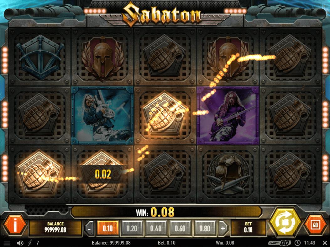 Sabaton Bonus