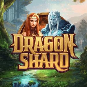 Dragon Shard logo achtergrond