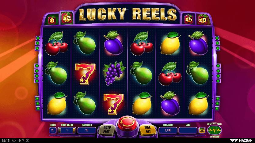 Lucky Reels Gratis Spins