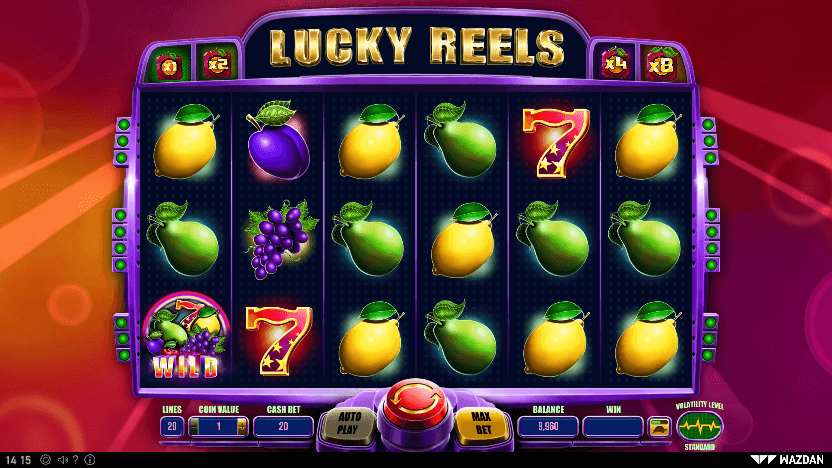 Lucky Reels Review