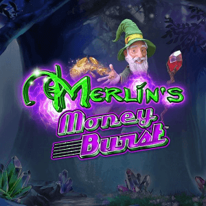 Merlin's Money Burst logo review