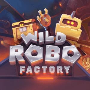 Wild Robo Factory logo achtergrond