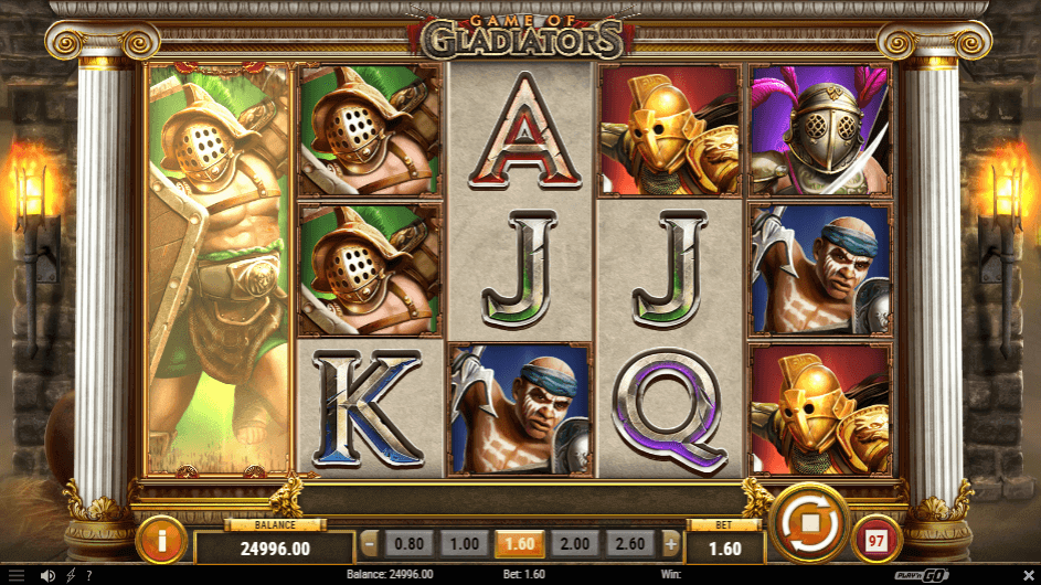Game Of Gladiators Review