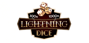 Lightning Dice side logo review