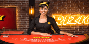 Rizk Club Extravaganza's nieuw live casino studio gelanceerd!