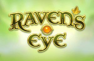 Ravens Eye logo achtergrond