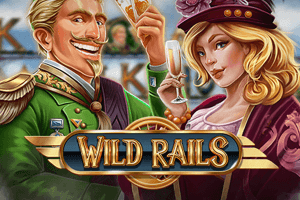 Wild Rails side logo review