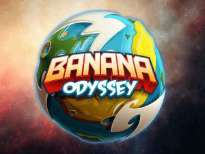 Banana Odyssey side logo review