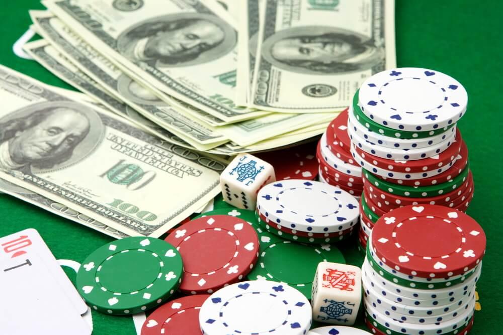 Blackjack: Bankroll en geld management