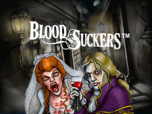 Blood Suckers side logo review
