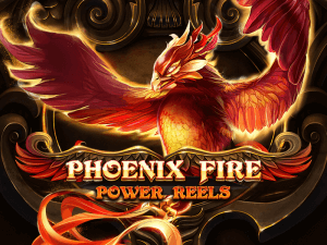 Phoenix Fire Power Reels logo review