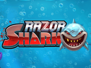 Razor Shark logo review