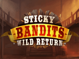 Sticky Bandits: Wild Return logo review