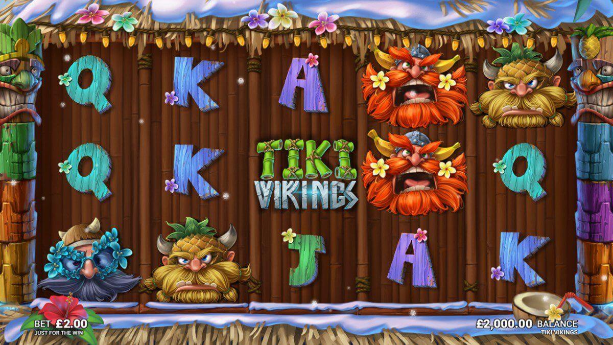 Tiki Vikings CS
