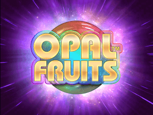Opal Fruits logo review