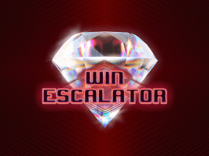Win Escalator logo achtergrond