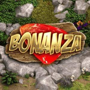 Bonanza logo achtergrond