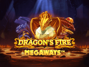 Dragon's Fire Megaways side logo review