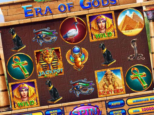 Era of Gods CS