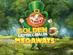 Golden Leprechaun Megaways logo review