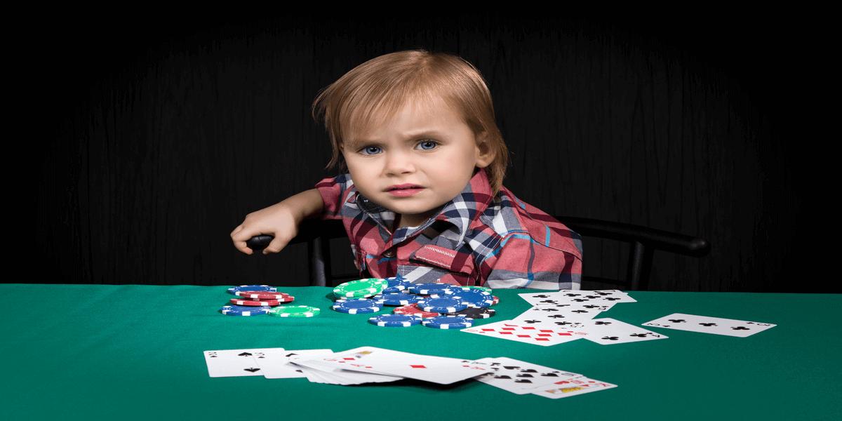 Minderjarigen kunnen zonder problemen online gokken