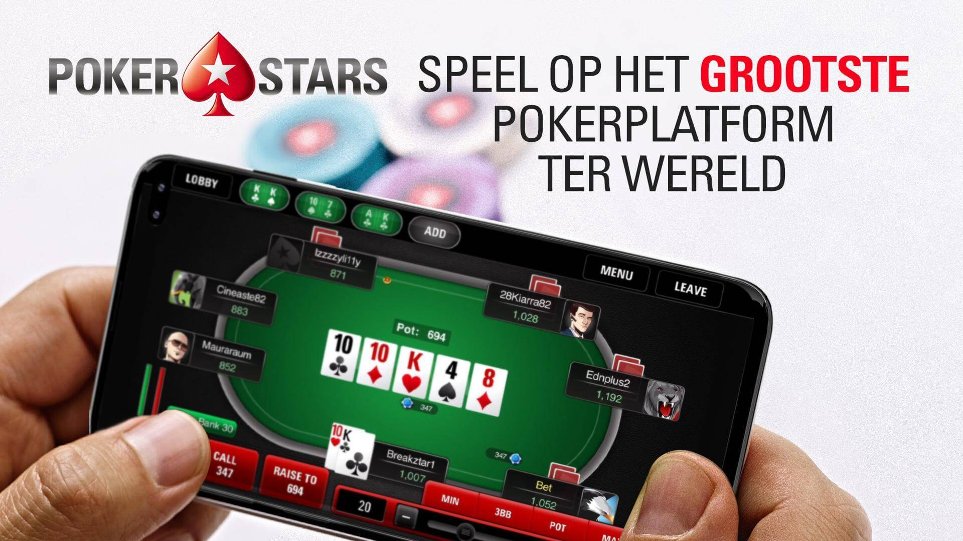 PokerStars CS 2