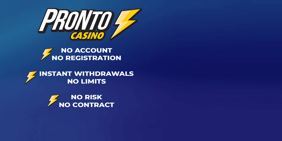 Vrijdag de 13e bonus bij Pronto Casino!