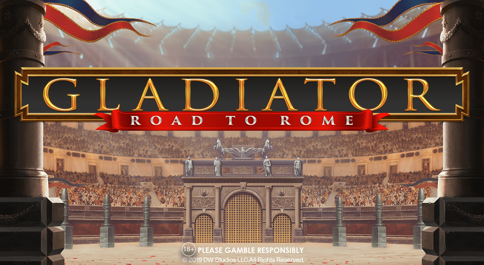 Road to Rome Playtech