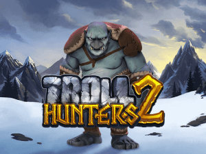 Troll Hunters 2 logo achtergrond