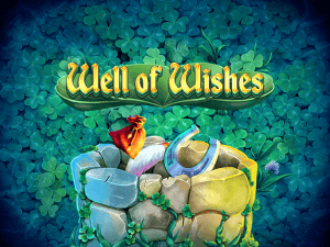Well Of Wishes logo achtergrond