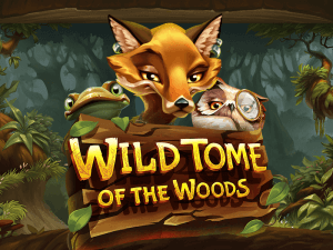 Wild Tome Of The Woods logo review