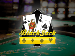 Blackjack logo review
