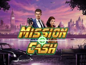 Mission Cash logo achtergrond