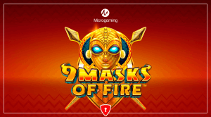 9 Masks Of Fire logo review