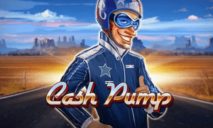 Cash Pump logo review