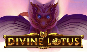 Divine Lotus side logo review