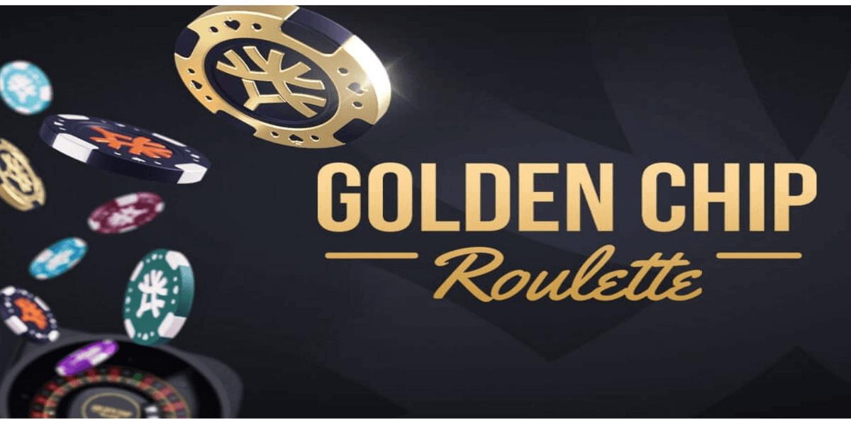 Yggdrasil brengt Golden Chip Roulette uit