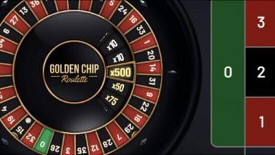Golden Chip Roulette CS 1