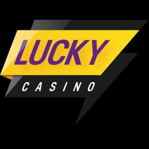 Lucky Casino achtergrond