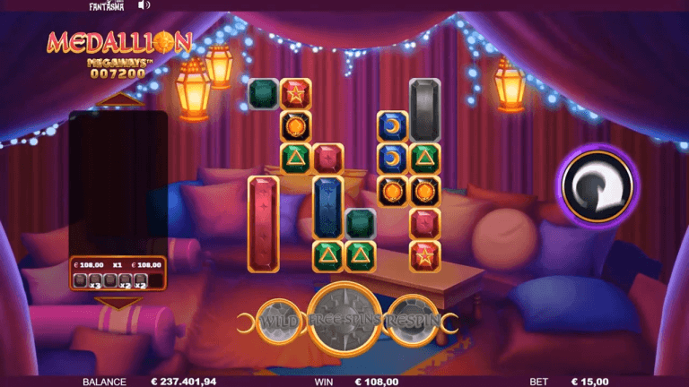 Slots village free spins