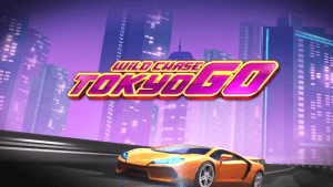 Wild Chase: Tokyo Go side logo review