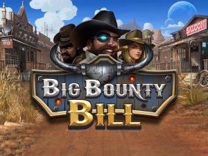 Big Bounty Bill logo achtergrond