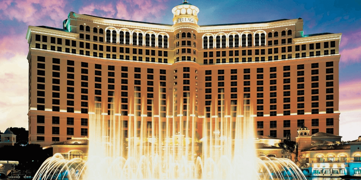 Bellagio Las Vegas verkocht aan Blackstone