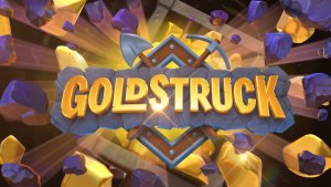 Goldstruck logo review