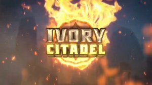 Ivory Citadel side logo review