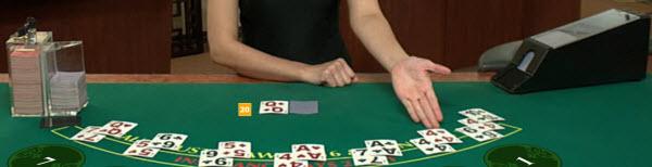 Kaarten tellen deck penetration