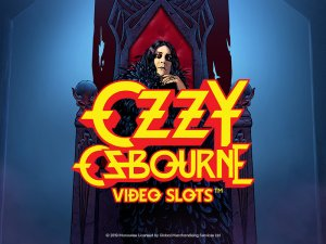 Ozzy Osbourne side logo review