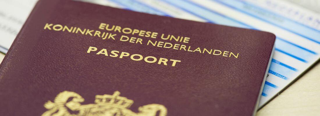 Paspoort CS