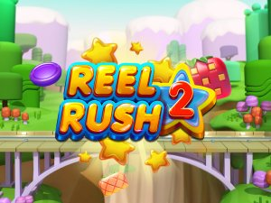 Reel Rush 2 logo review