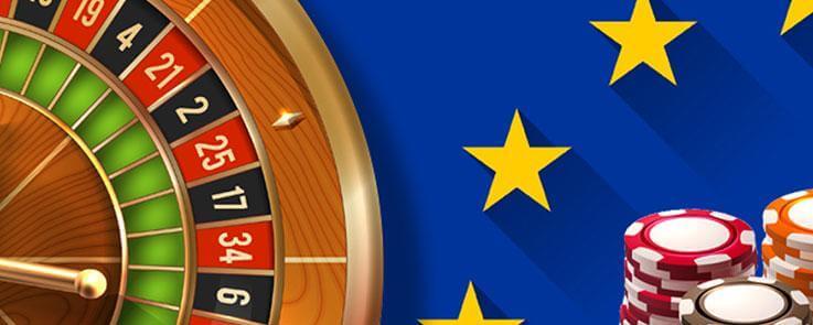 Europees Roulette beter CS